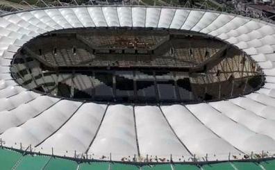 Timsah Arena b�y�l�yor!