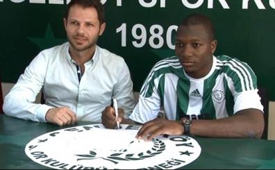 Moussa Sow'un karde�i Amat�r Lig tak�m� �engelk�yspor'da