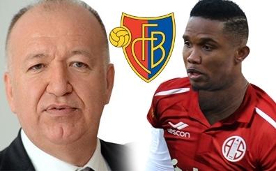 Antalyaspor'un hedefine Basel kancas�! Eto'dan sonra tesiste...