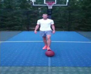 Bale'dan ��lg�n basket