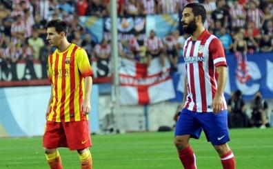 Arda Turan'�n tekrar g�ndeme gelen Lionel Messi s�zleri!