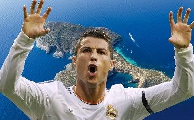 Ronaldo, Jorge Mendes'e 50 milyon avroya Yunan adas� ald�
