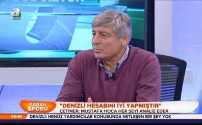 'Denizli, fla� transferin s�z�n� almasa G.Saray'a gelmezdi'