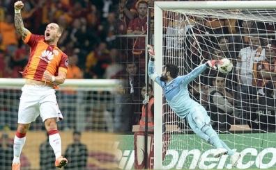 Galatasaray'� �ampiyon yapan 8 madde! 1-Volkan Demirel, 2-...