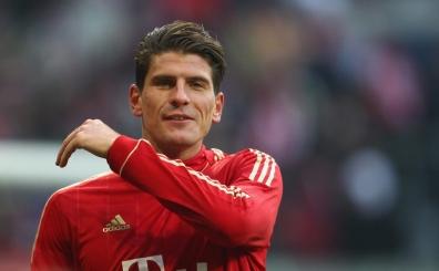 Be�ika�'�n dev transferi Mario Gomez'in alt�n y�l�: 39 gol...