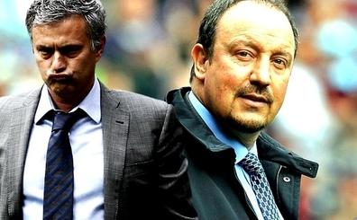 ... Ve Jose Mourinho'dan Rafael Benitez'in e�ine tarihi ayar!