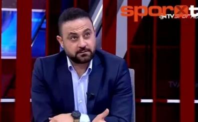 Galatasaray'�n yeni ismi i�in; 'Rotasyon durumunda oynar'