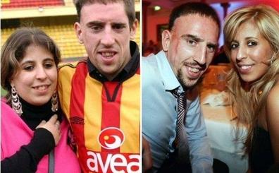 Franck Ribery, e�i ve G.Saray!<br>�ki foto�raf aras�ndaki �ok!..