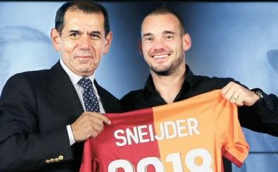 Sneijder'den �zbek'e garanti...