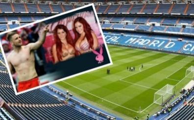 Y�ld�z futbolcu i�in �ok istek: 'Hayalimiz Bernabeu'da seks'