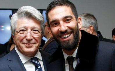A.Madrid, Galatasaray ma�� sonras� Arda'ya b�yle seslendi!