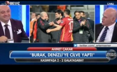 Ahmet �akar'dan Muslera, Burak ve Sel�uk'a a��r s�zler!..