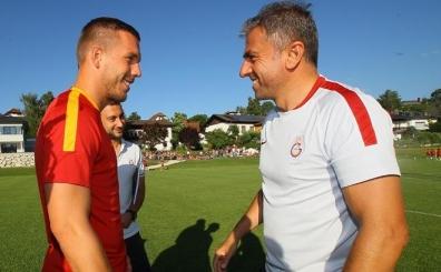 Podolski'den Galatasaray'a Polonyal� stoper i�in destek!