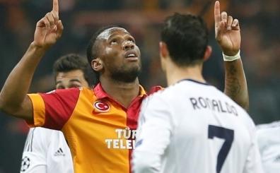 Drogba'dan itiraf: 'R.Madrid ma��nda Terim'e dedim ki...'