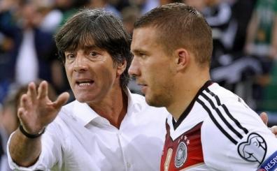 Galatasaray'a can s�kan haber; 'Almanya'da Podolski �oku...'