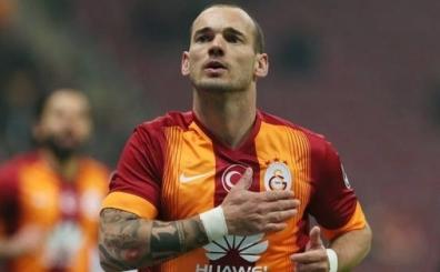 Wesley: 'Benim Galatasaray'dan ayr�lmam i�in iyi bir teklif...'