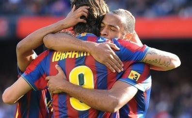 Barcelona tarihinin en k�t� 10 transferi aras�nda Zlatan da var!