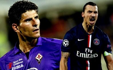 Mario Gomez, Zlatan'� sollad�...