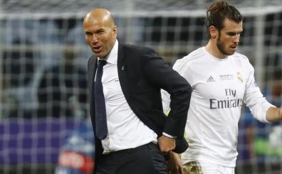 Zidane, b�y�k kul�be ad�m att�!