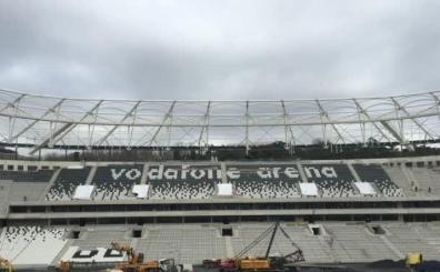 Vodafone Arena i�in tarih geldi