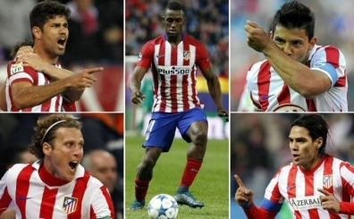 Atletico'ya 408m� kazand�ran tam 13 sansasyonel transfer...