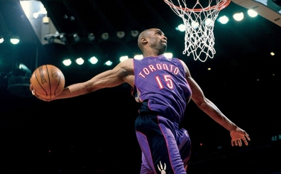 Vince Carter'�n Toronto Raptors y�llar�ndan kan donduran sma�lar!