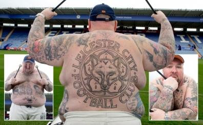 6 maddede Leicester City'nin en fanatik taraftar� Lee Jobber