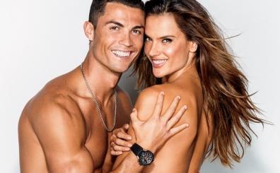 Cris Ronaldo'nun Instagram üzerinden takipleştiği 20 güzel