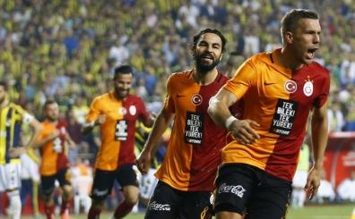 'F.Bah�e'ye gol att�n ve ger�ek G.Sarayl� oldun' Poldi: 'Hay�r...'