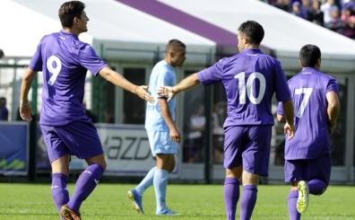 Galatasaray, Mario Gomez'in Fiorentina'daki partnerine talip!