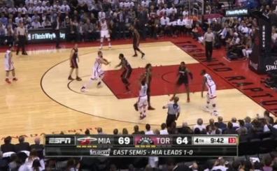 NBA'de gecenin en iyi 5 say�s�!