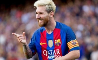 Leo Messi i�in harekete ge�tiler! 'Onu 2018'de almak istiyoruz'