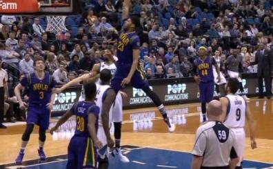 NBA'de gecenin 10 hareketi