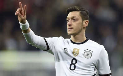 Mesut �zil'in EURO2016 favorisi