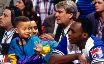 MVP olacak �ocuk 14 ya��nda.. Bu ufakl���n ad� Stephen Curry