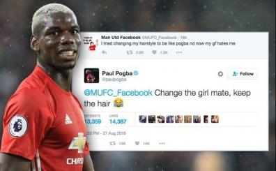 Paul Pogba g�ne damga vurdu Avrupa'da herkes onu konu�tu!