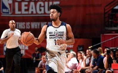 D-League All-Star'� Quinn Cook, New Orleans Pelicans ile anla�t�