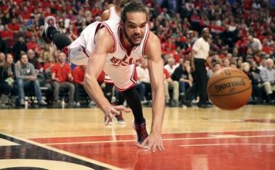 Joakim Noah Bulls'tan ayr�lacak m�? Chicago 2. Ba�kan� Paxson konu�tu