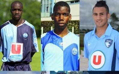 Futbolcu fabrikas� Le Havre'dan ��kan �imdinin 6 �nl� y�ld�z�...