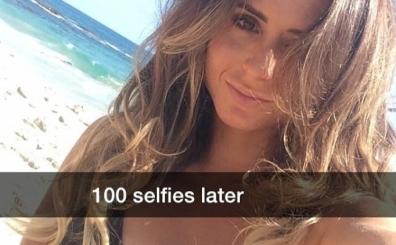 Snapchat'te herkesin g�zdesi olan 16 g�zel kad�n sporcu