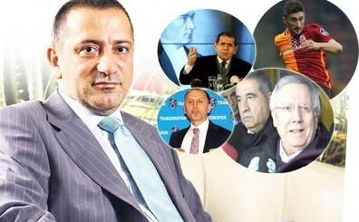 'T�rkiye'de �ikeden ceza alan tek tak�m Fenerbah�e'dir...'