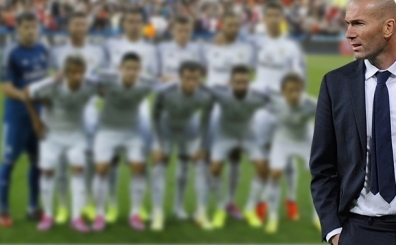 Zidane'nin gelecek sezonda Real'e almak istedi�i 3 isim; 11'i