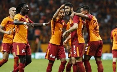 Galatasaray'da derbi bereketi! F.Bahçe ile beraber yılın rekoru