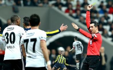 Fenerbahçe - Beşiktaş derbisine olaylı hakem! TFF açıkladı...