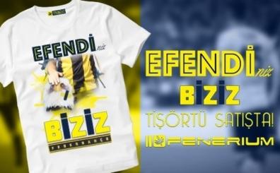 Fenerbahçe'den derbi biter bitmez olay yaratacak tişört