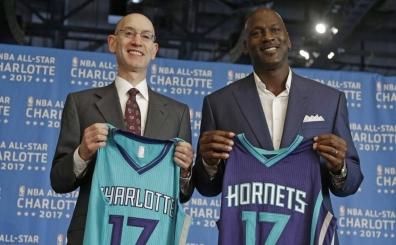 NBA All-Star 2019 haftasonu, geri alındığı Charlotte'ta düzenlenecek!