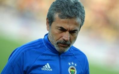 Aykut Kocaman, kadrodan onu sildi! Fenerbahçe'de flaş karar...