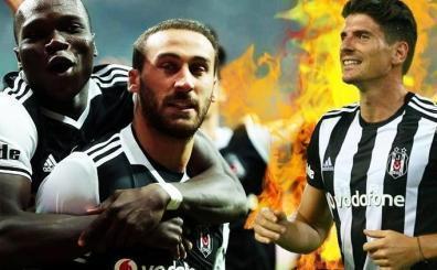 Beşiktaş'ta yeni Gomez ve Sosa