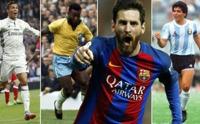 O kritik soru yine gündemde; 'Futbol tarihinin en iyisi kim?'