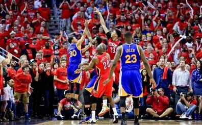 Steph Curry ve bulunduğu tüm playoff serilerinden en iyi 10 oyun!